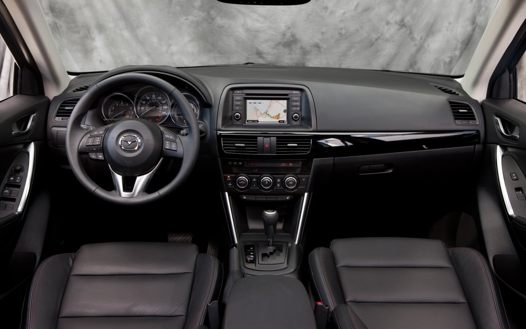 New Car Review: 2014 Mazda CX-5 Skyactiv