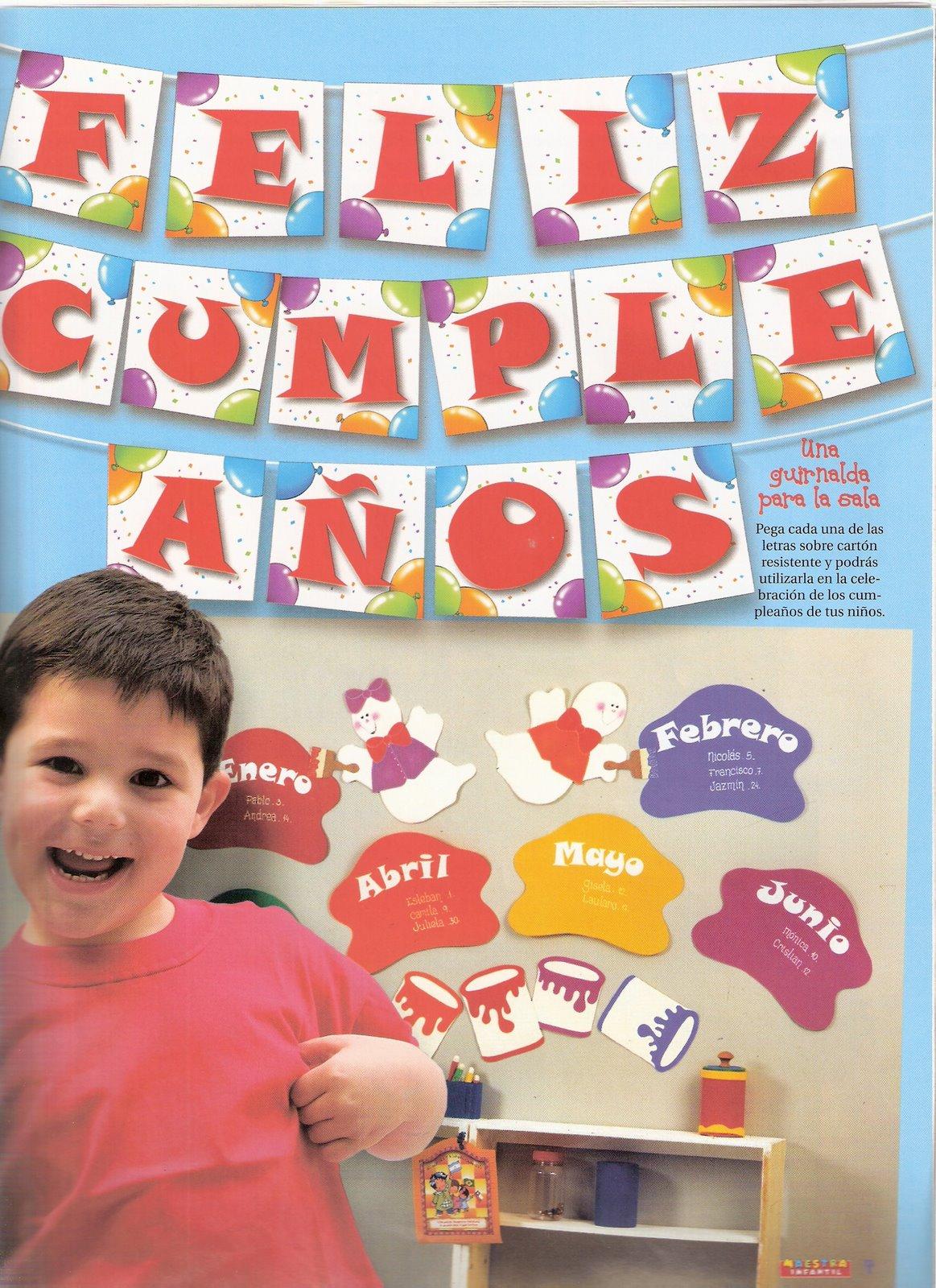 Revista Maestra Infantil 1