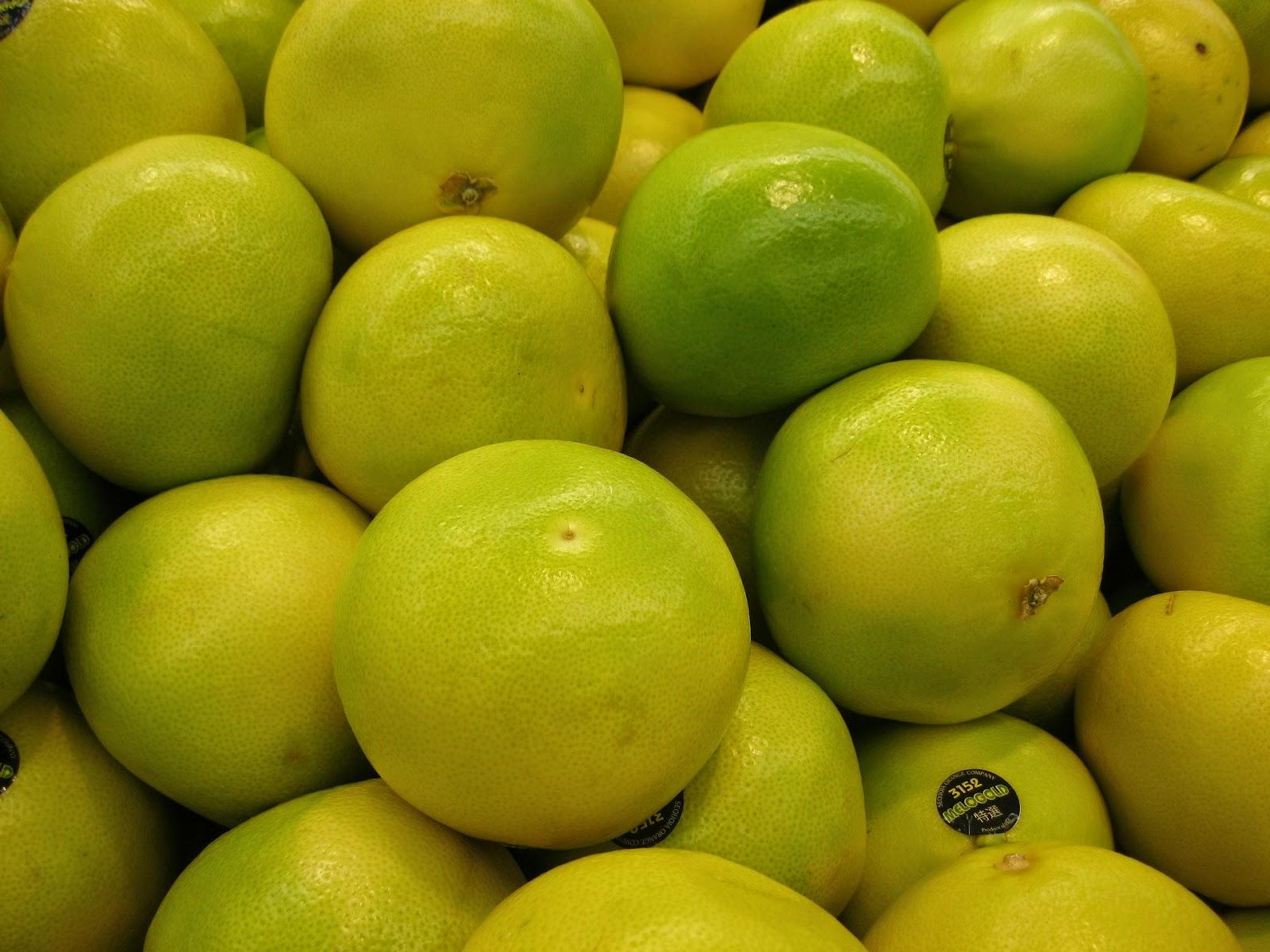 owoc grapefruita sweetie