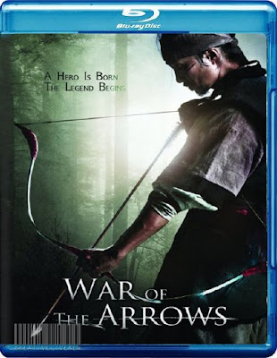 Filme Poster War Of The Arrows BRRip XviD & RMVB Legendado