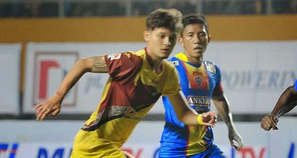 Syamsir Alam Resmi Dilepas Sriwijaya FC