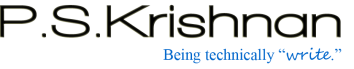 P.S.Krishnan