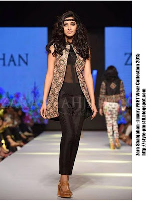 organza-jacket-black-zara-shahajahan-luxury-pret-2015