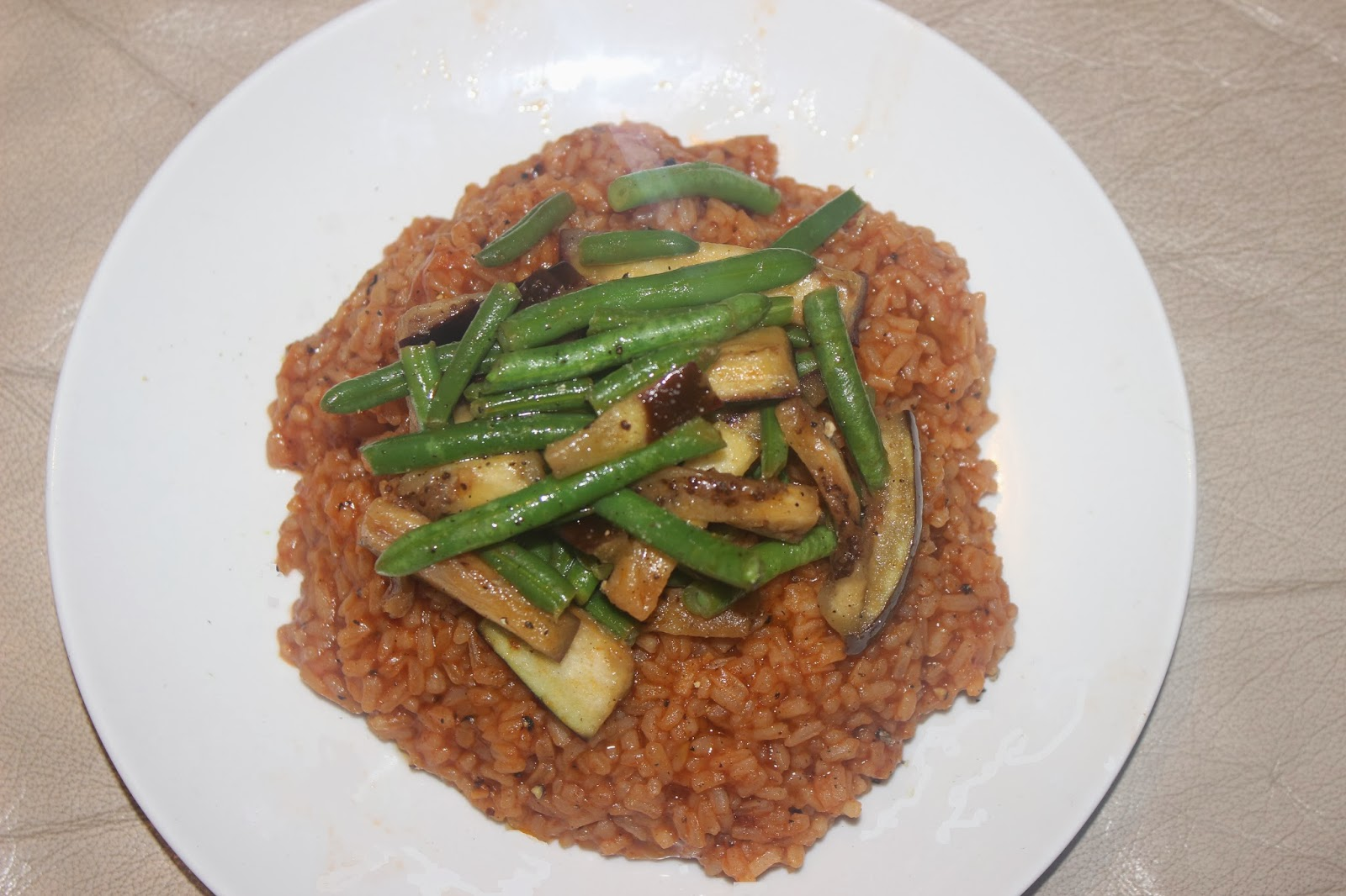 La cuisine de l 39 etudiant un riz qui rougit for La cuisine de l etudiant