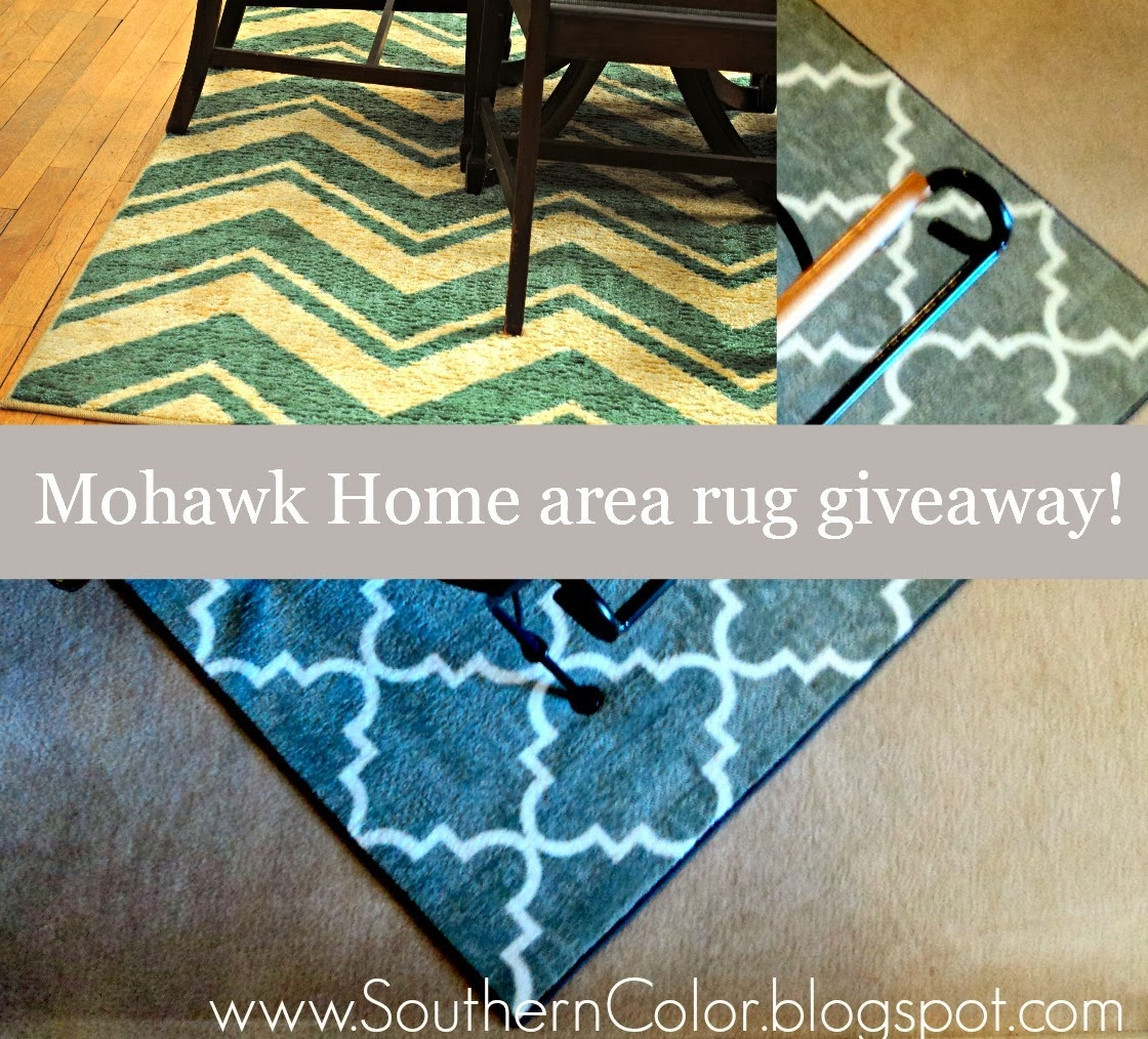 http://southerncolor.blogspot.com/2014/01/mohawk-rug-review-and-giveaway.html