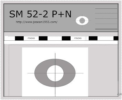 Astralon de montaje para Heidelberg - Speedmaster SM 52