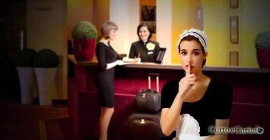 7 segredos que os hotéis não contam aos seus hóspedes