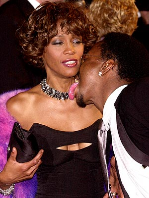 Was whitney houston on drugs when she started dating bobby brown