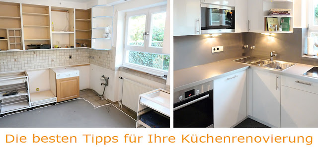 Wir renovieren Ihre Küche : Die 10 besten Tipps für Ihre ...