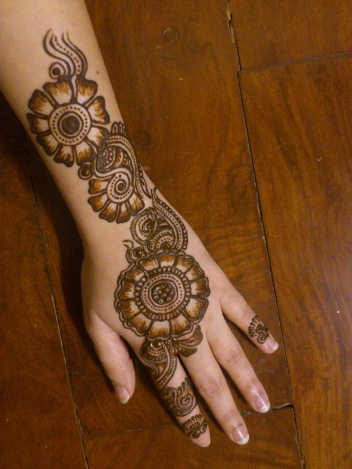 Mehndi Tattoo Bajuband : Best mehndi designs for different occasions march