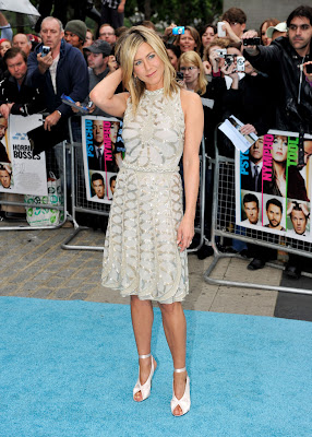 Fashion Flashback Jennifer Aniston Then & Now