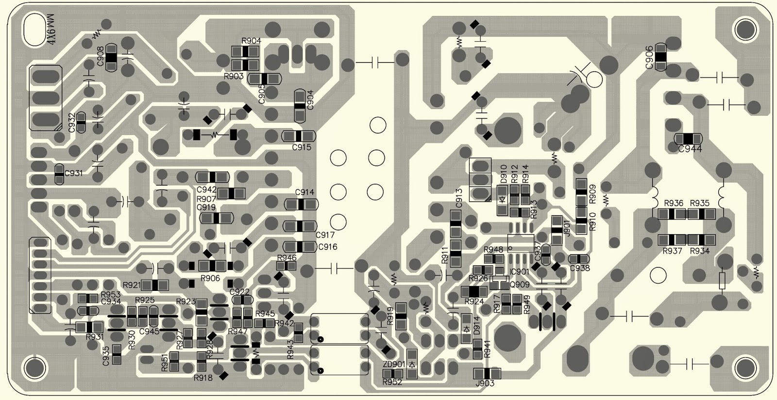Magnificent 450w Smps Circuit Diagram Collection - Electrical ...