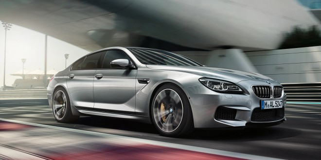 BMW M6 Gran Coupe facelift launched @ Rs. 1.71 crore