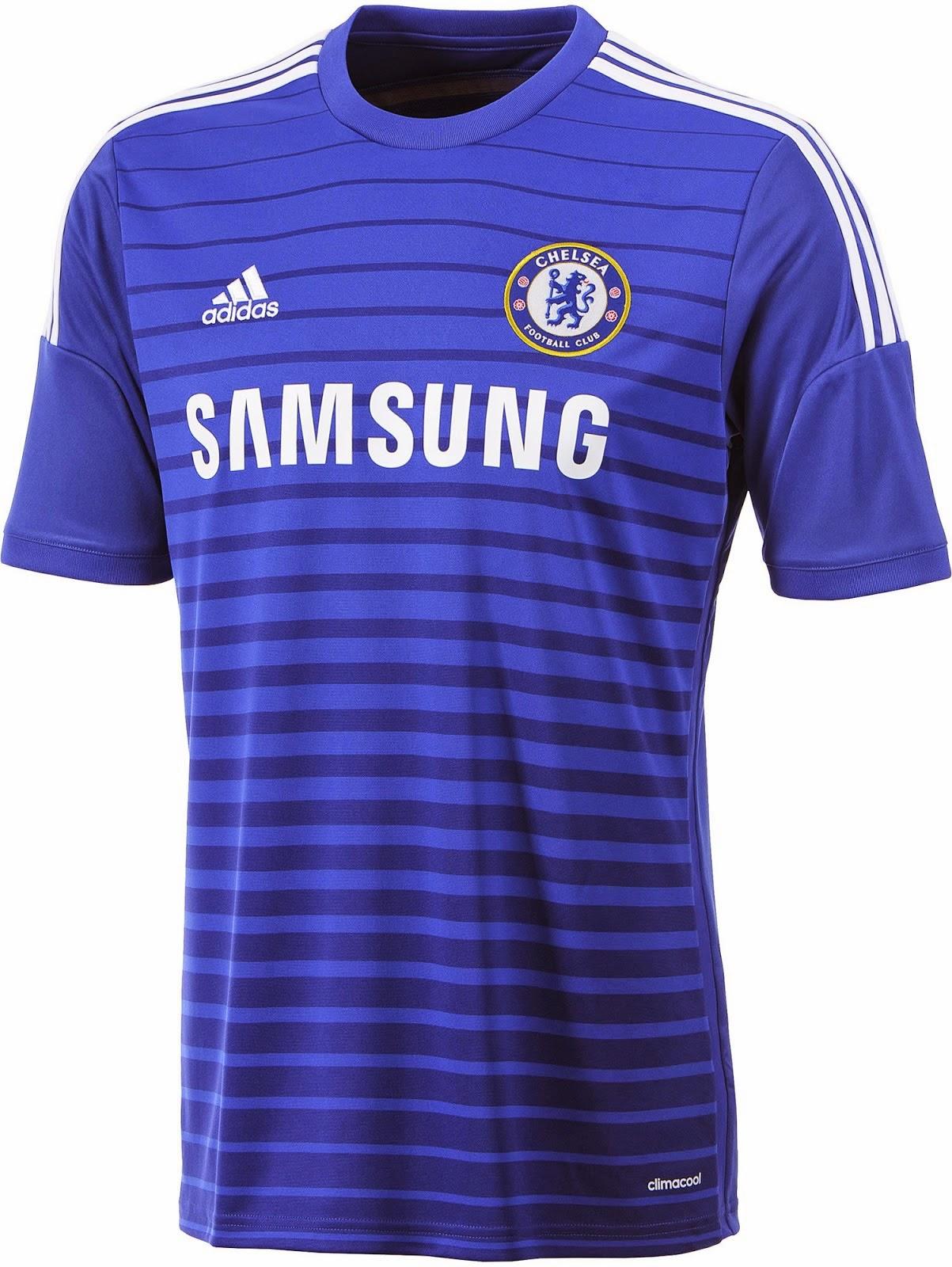 Jersey Chelsea 2014-2015 terbaru