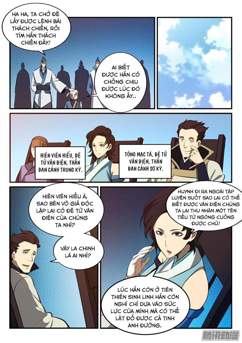Bách Luyện Thành Thần Chapter 170 - Hamtruyen.vn