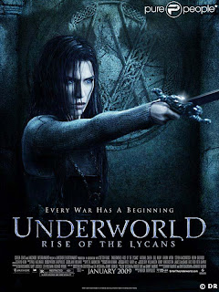 Underworld 3 : le soulèvement des Lycans Streaming