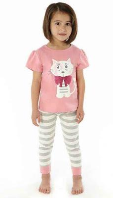 Model Piyama Anak Perempuan Terbaru 2015