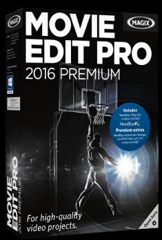MAGIX Movie Edit Pro 2016 Premium + Patch
