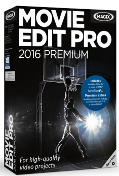 MAGIX Movie Edit Pro 2016 Premium + Patch