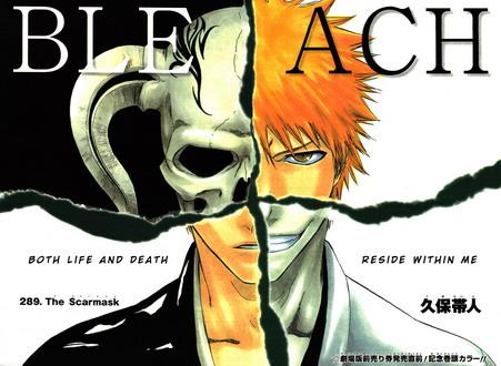 Bleach Manga 560 [HQ] [Trad. Español] [MG]