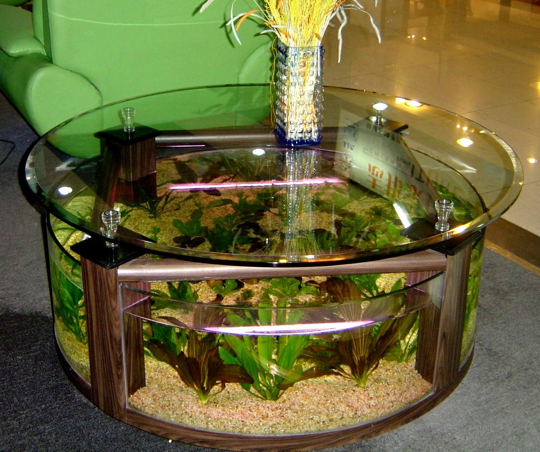 Luxus table aquarium pas cher id es de conception de for Aquarium mural pas cher