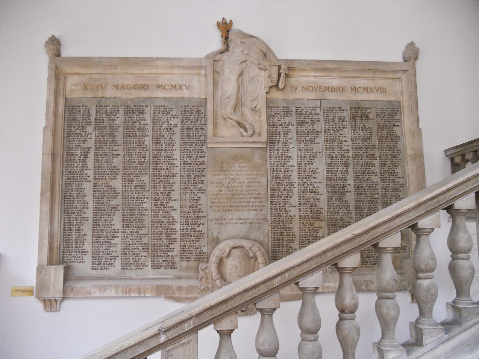 I giornalisti Caduti nella Grande Guerra