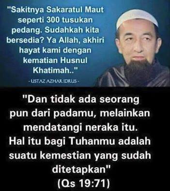 Kepastian Bagi Umat Islam