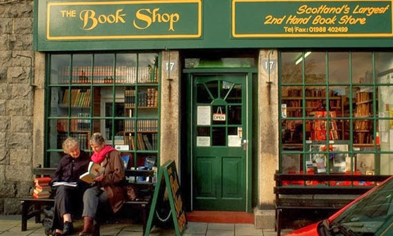 The Book Shop, Wigtown