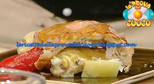 Pollo in crosta ricetta La Prova del Cuoco