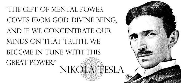 The Gift of Mental Power - God
