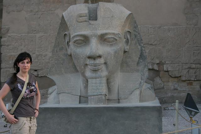 viaje Egipto Egypt Luxor Karnak Ramsés II