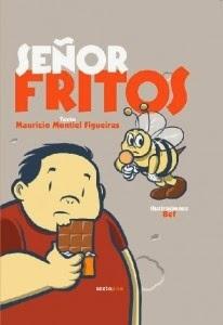 Señor Fritos,auricio Montiel Figueiras, Bef,Sexto Piso  tienda de comics en México distrito federal, venta de comics en México df
