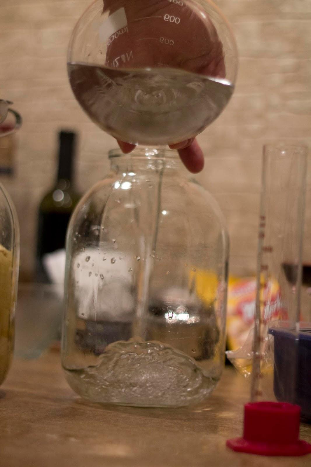 Домашнее производство спирта. Процесс приготовления спирта, рецепт в 40