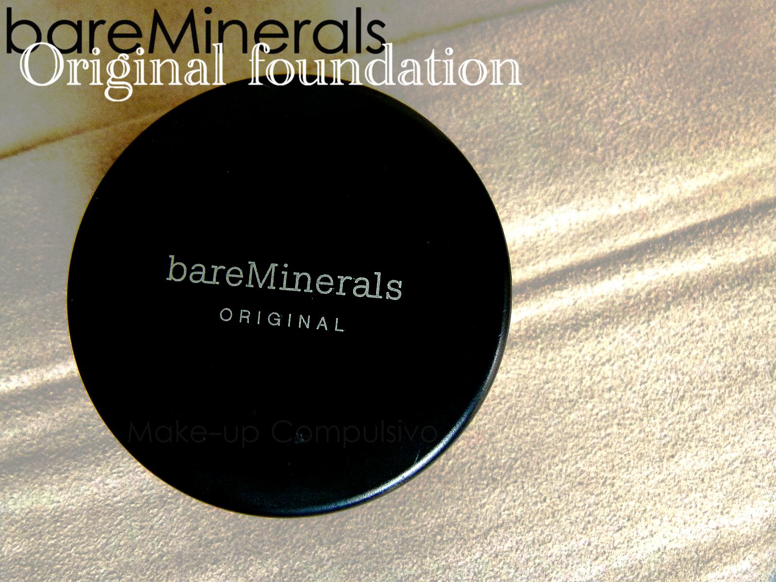 BareMinerals, fondotinta in polvere versione Original: review