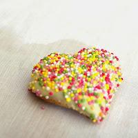 Biscotti al Cioccolato Bianco Morbidi