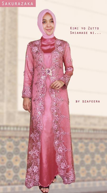 Trends Model Baju Gamis Pesta Terbaru Baju Gamis Terbaru