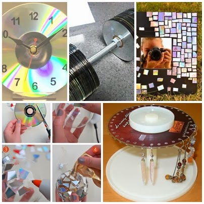 Recycling cds amazing ideas goodiy for Diy recycle ideas