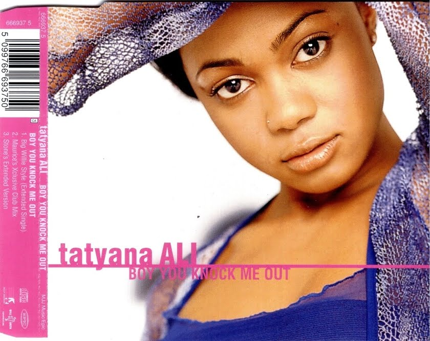 Tatyana Ali   Boy You Knock Me Out (Cd Single (1999)
