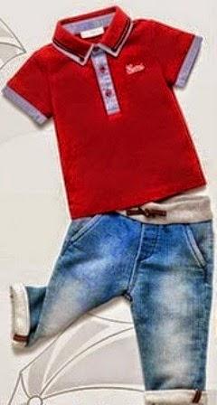 RM35 - Set 2pcs Tshirt + 3/4 jean