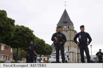 Agerpres.ro: Reprezentanții cultelor din Franța cer întărirea securității lăcașurilor de cult
