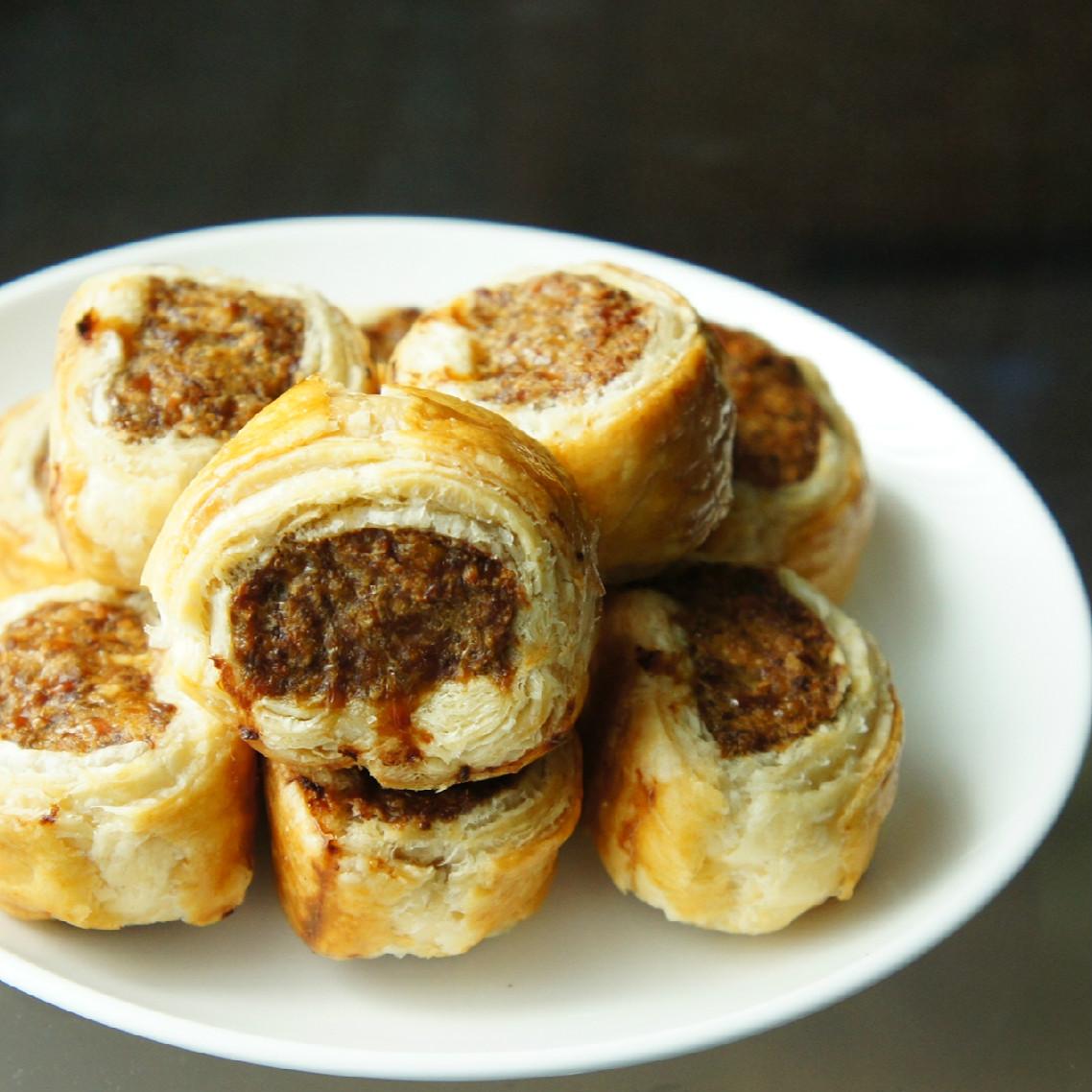 Sweet Dreams: Sausage Rolls
