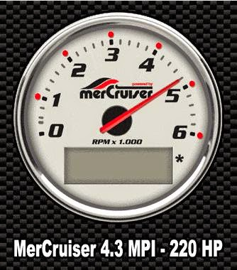 2003 MERCRUISER 350 MAG MPI SERVICE MANUAL