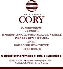 CENTRO MÉDICO CORY - O NOSSO COMPROMISSO É COM A SUA SAÚDE
