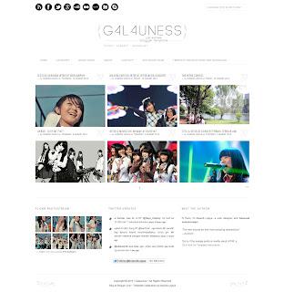 Galauness Free Premium Blogger Template