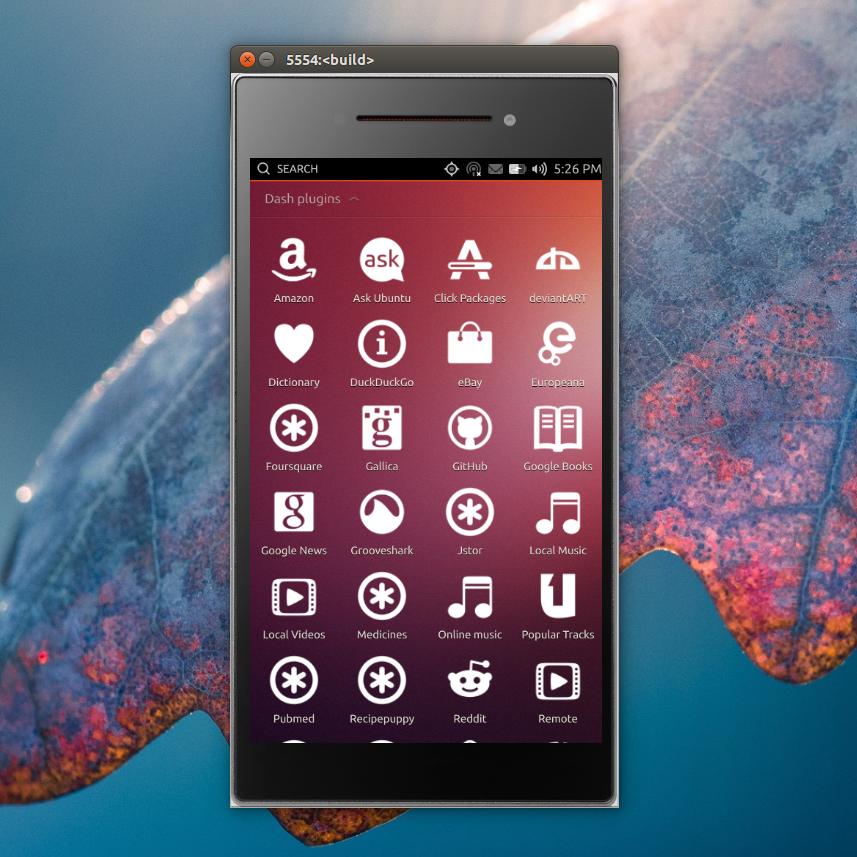 Download Ubuntu Touch Emulator Linux 1.0