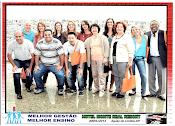 Equipe MGME da Diretoria de Ensino da Região de São Vicente