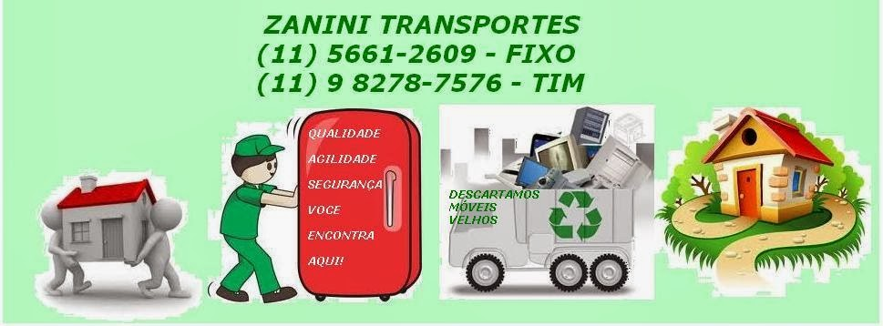 ZANINI TRANSPORTES - (011) 5661-2609
