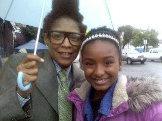 Medusa and Lil' Nay Nay -- Photo courtesy of Lil' Nay Nay's Manager