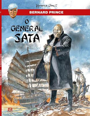 Bernard Prince - O General Satã
