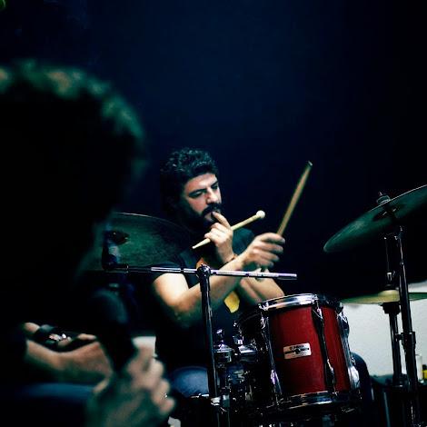 Santi Muñoz - batería